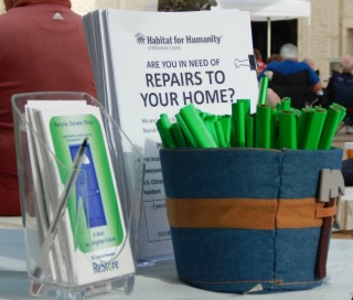Home Repair Program Application and Sign