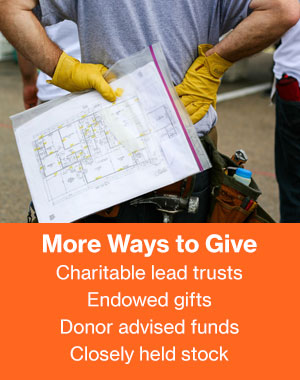 More Ways To Give