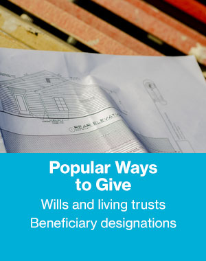 Popular Ways to Give