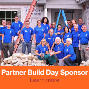 Partner Build Day Sponsor